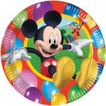 Partyteller klein Mickey Party Zeit